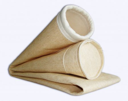 Filterschläuche: meta-Aramid