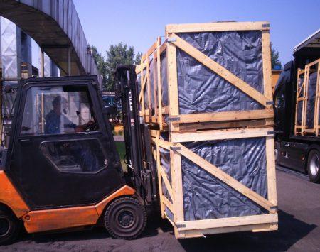 Pakowanie, składowanie, transport 1
