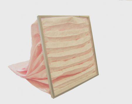 Taschenfilter und Filterzellen